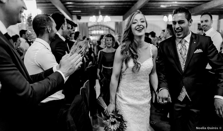 La boda de Felipe y Mónica en Casas De Los Pinos, Cuenca