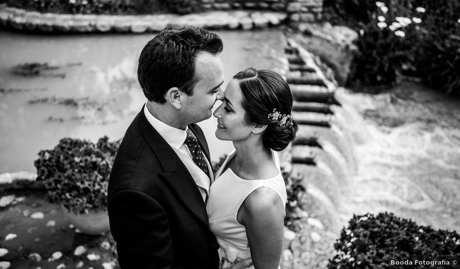 La boda de Edward y Nuria en Torremocha Del Jarama, Madrid