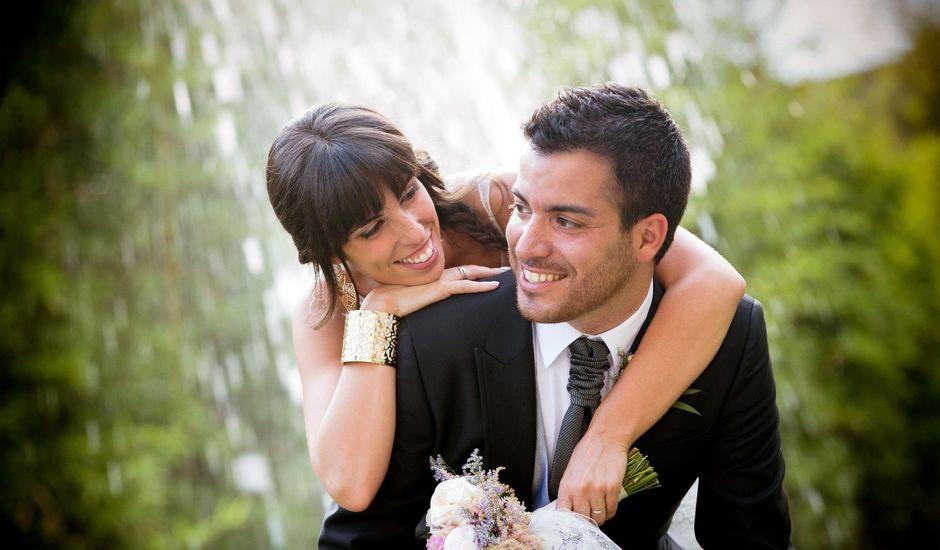 La boda de josep y cris en sant cugat del valles for Peluqueria sant cugat del valles