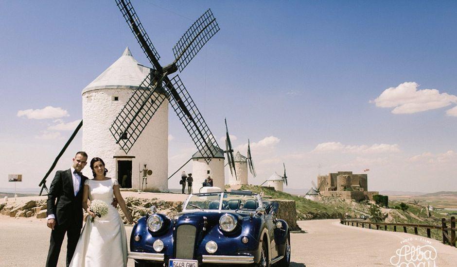 La boda de Alejandro y Cristina en Urda, Toledo