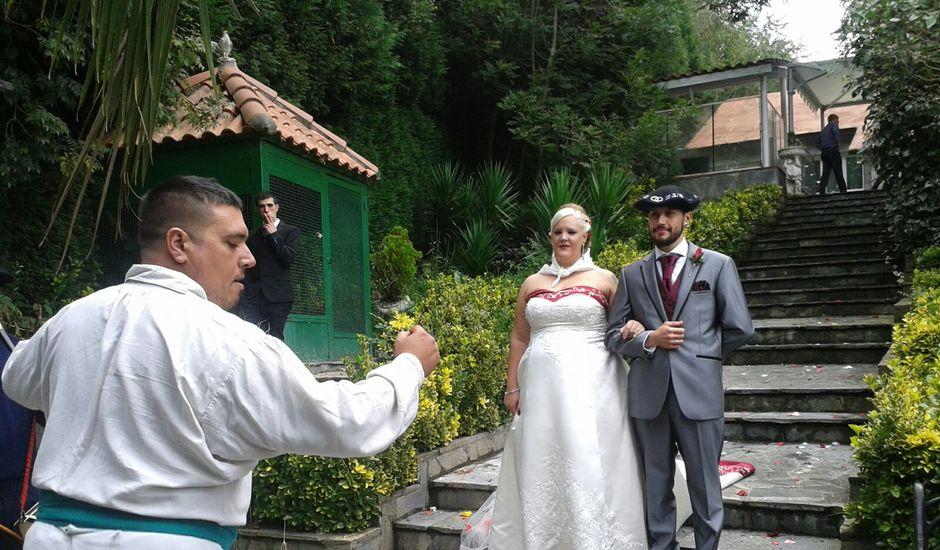 La boda de Sete y Denise en Bilbao, Vizcaya