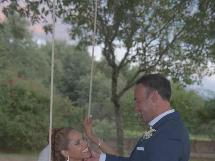 La boda de Evelyn y Manuel