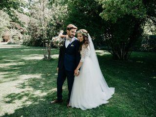 La boda de Adriana y Vicente
