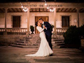 La boda de Ester y Dani