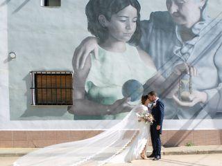 La boda de Ana y Jose Miguel 2