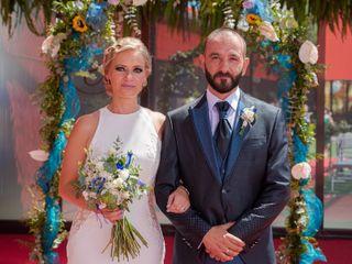 La boda de Sandra y José