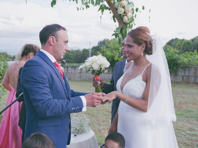 La boda de Manuel y Evelyn en Allariz, Orense 3