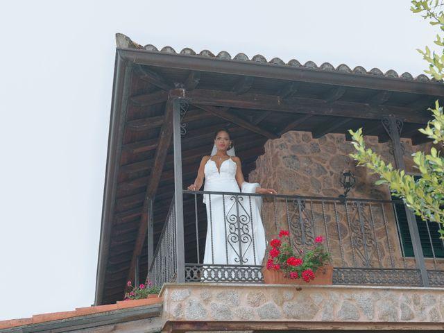 La boda de Manuel y Evelyn en Allariz, Orense 15