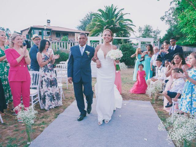 La boda de Manuel y Evelyn en Allariz, Orense 18