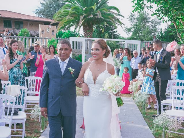 La boda de Manuel y Evelyn en Allariz, Orense 19