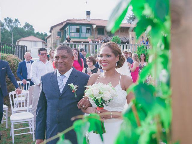 La boda de Manuel y Evelyn en Allariz, Orense 20