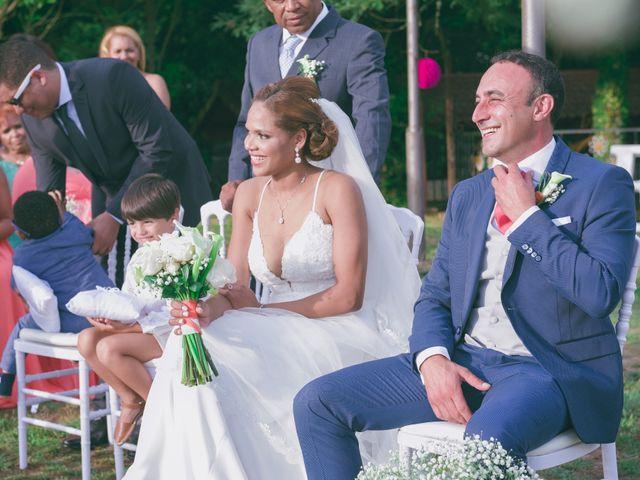 La boda de Manuel y Evelyn en Allariz, Orense 1