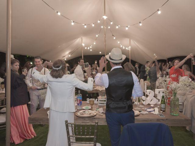 La boda de Manuel y Evelyn en Allariz, Orense 23
