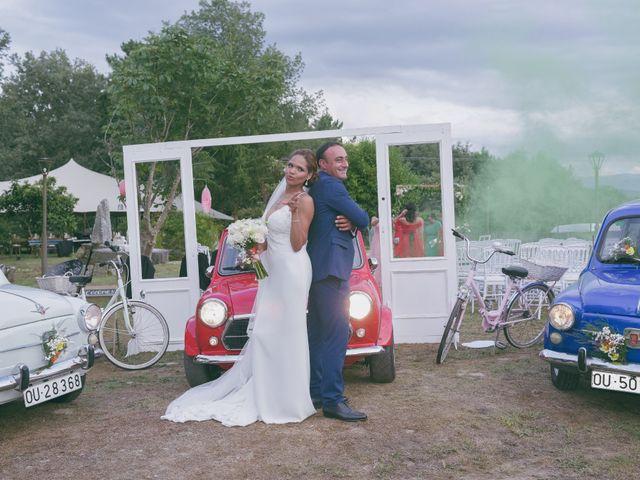 La boda de Manuel y Evelyn en Allariz, Orense 24