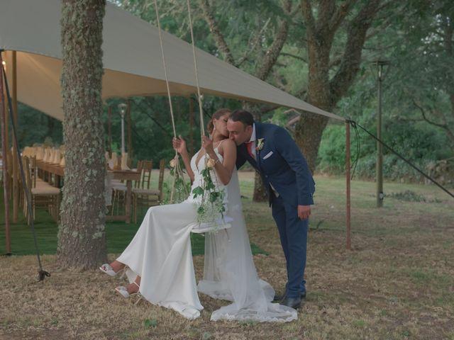 La boda de Manuel y Evelyn en Allariz, Orense 27