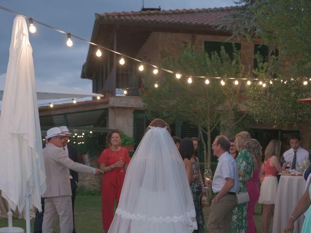 La boda de Manuel y Evelyn en Allariz, Orense 28