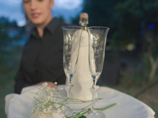 La boda de Manuel y Evelyn en Allariz, Orense 29