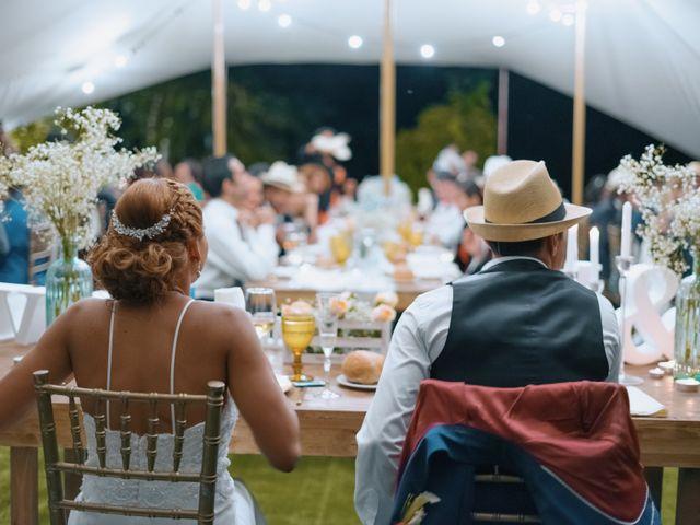 La boda de Manuel y Evelyn en Allariz, Orense 30