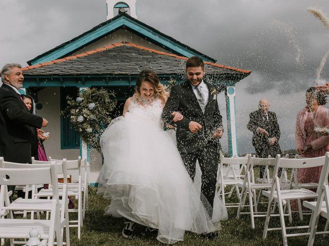 La boda de Bego y Rafa