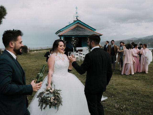 La boda de Rafa y Bego en Oviedo, Asturias 60