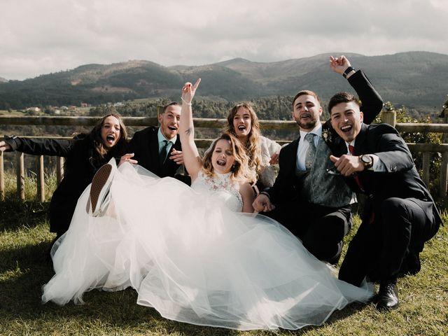 La boda de Rafa y Bego en Oviedo, Asturias 65