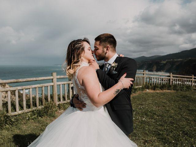 La boda de Rafa y Bego en Oviedo, Asturias 66