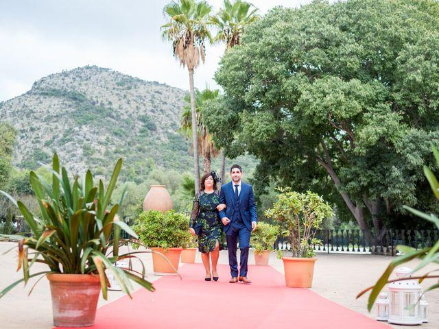 La boda de Quique y Silvia en Bunyola, Islas Baleares 34