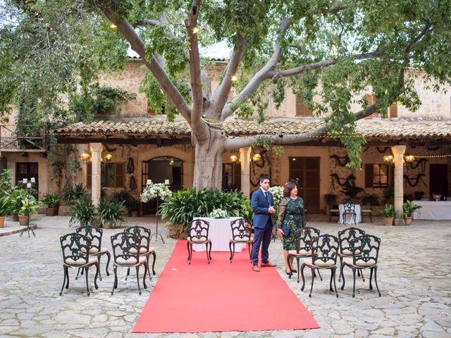 La boda de Quique y Silvia en Bunyola, Islas Baleares 35