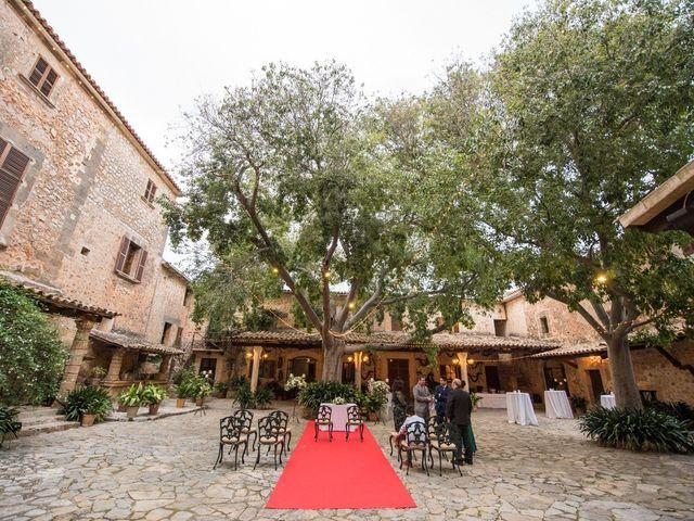 La boda de Quique y Silvia en Bunyola, Islas Baleares 38