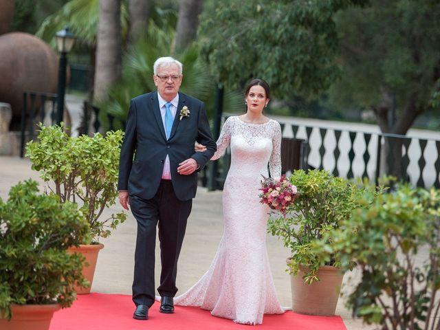 La boda de Quique y Silvia en Bunyola, Islas Baleares 41