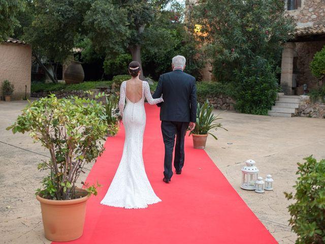 La boda de Quique y Silvia en Bunyola, Islas Baleares 42