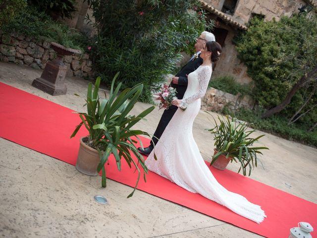 La boda de Quique y Silvia en Bunyola, Islas Baleares 43