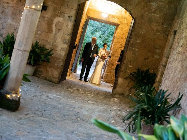 La boda de Quique y Silvia en Bunyola, Islas Baleares 45