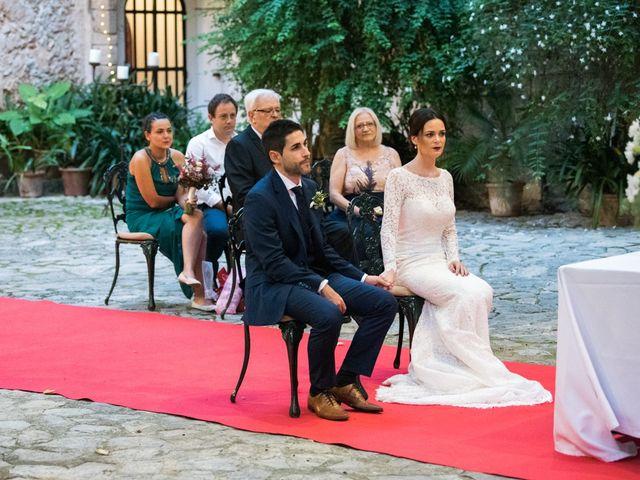 La boda de Quique y Silvia en Bunyola, Islas Baleares 51