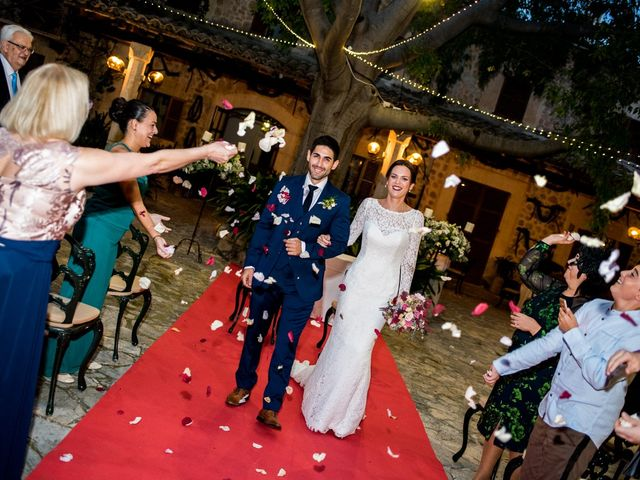 La boda de Quique y Silvia en Bunyola, Islas Baleares 62