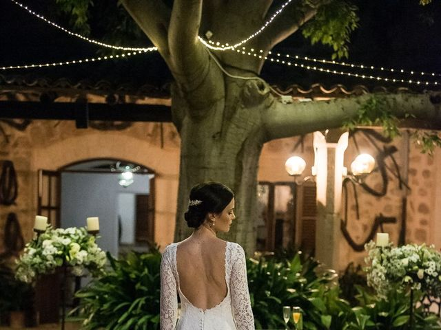 La boda de Quique y Silvia en Bunyola, Islas Baleares 63