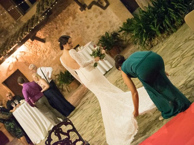 La boda de Quique y Silvia en Bunyola, Islas Baleares 67