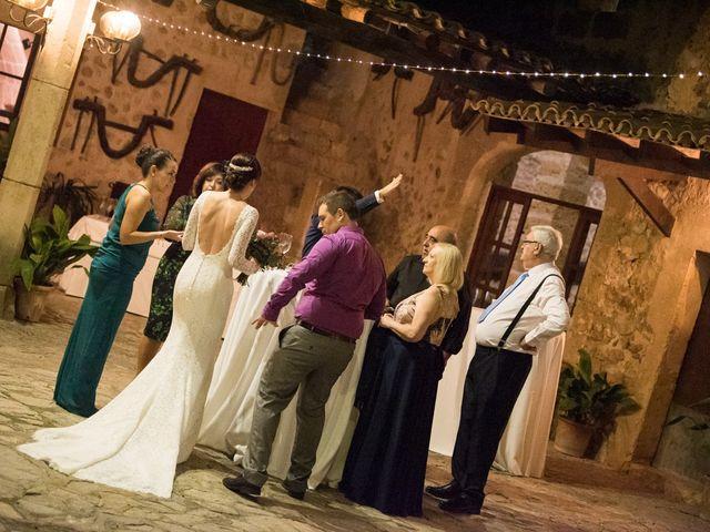 La boda de Quique y Silvia en Bunyola, Islas Baleares 77