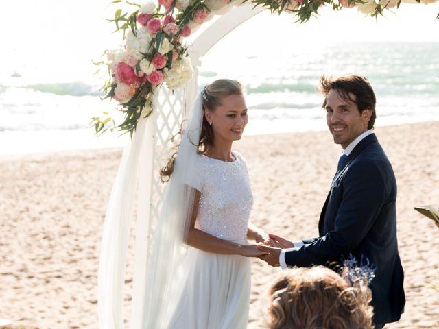 La boda de Charlotte y Eduardo