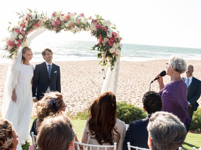 La boda de Eduardo y Charlotte en Conil De La Frontera, Cádiz 5