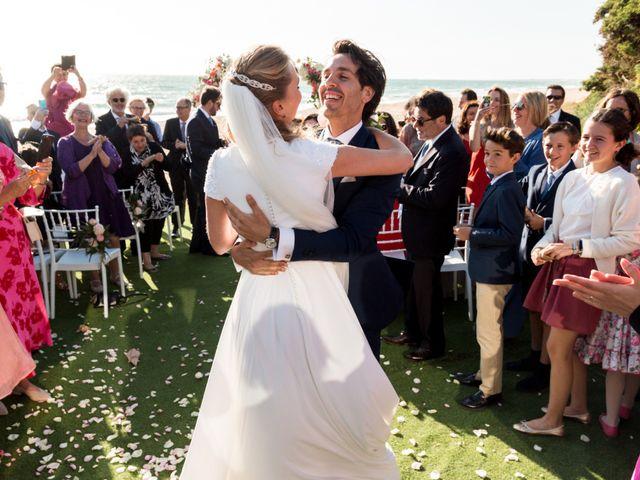 La boda de Eduardo y Charlotte en Conil De La Frontera, Cádiz 2