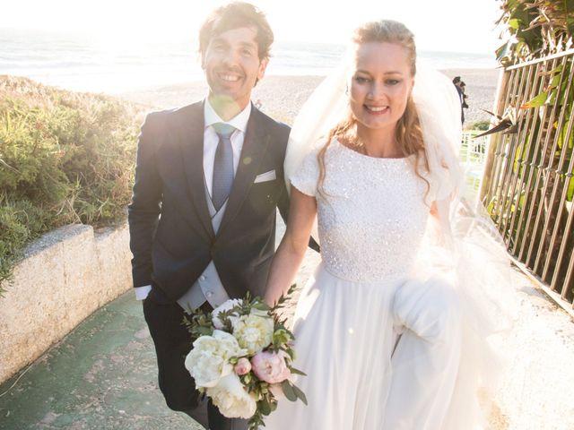 La boda de Eduardo y Charlotte en Conil De La Frontera, Cádiz 7