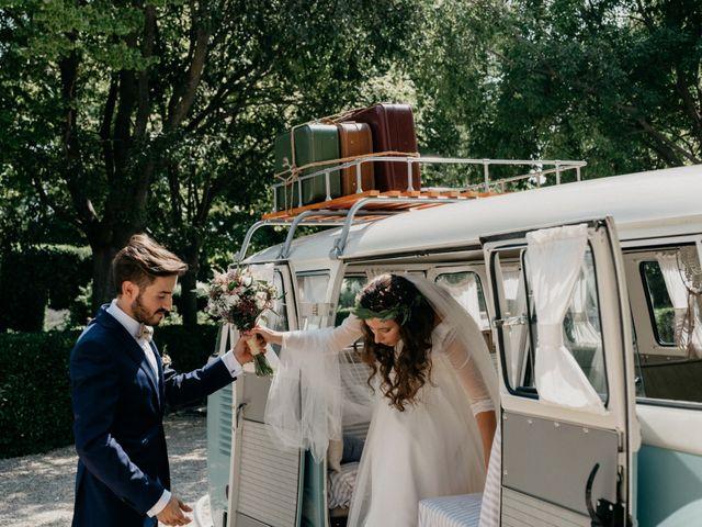 La boda de Vicente y Adriana en Pedrola, Zaragoza 12