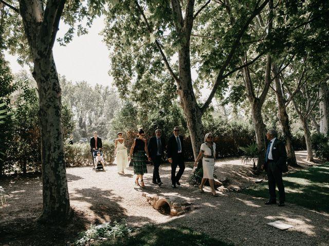 La boda de Vicente y Adriana en Pedrola, Zaragoza 16