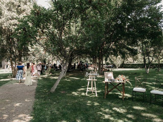 La boda de Vicente y Adriana en Pedrola, Zaragoza 20