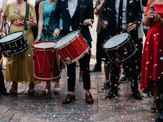 La boda de Vicente y Adriana en Pedrola, Zaragoza 28