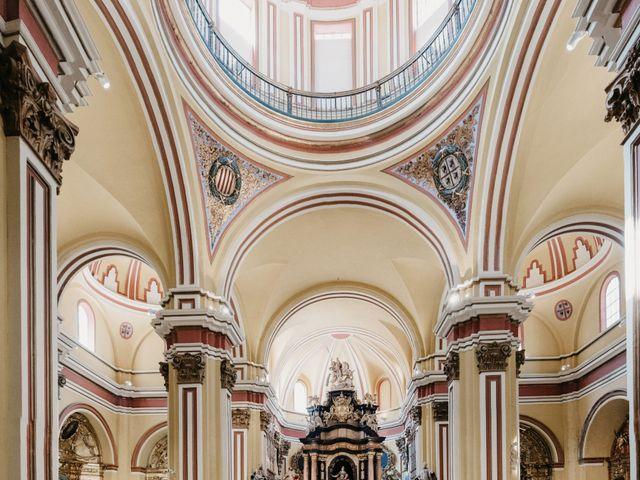 La boda de Vicente y Adriana en Pedrola, Zaragoza 33