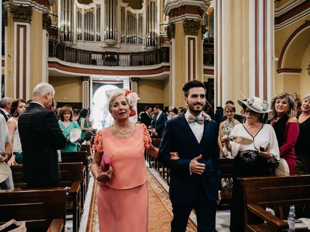 La boda de Vicente y Adriana en Pedrola, Zaragoza 35