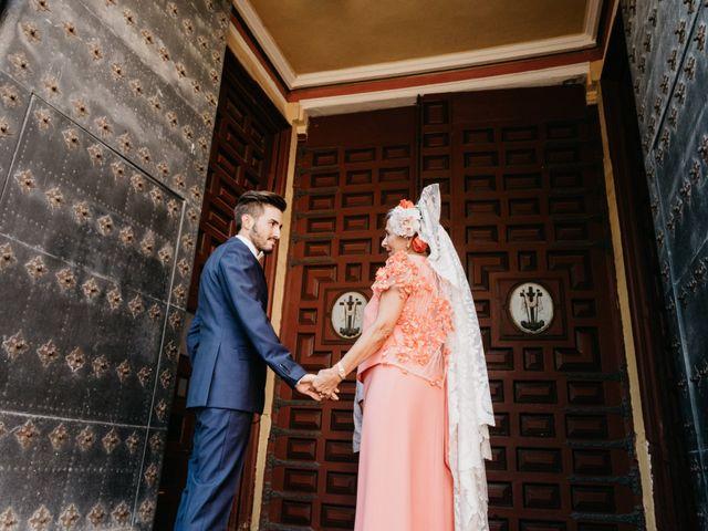 La boda de Vicente y Adriana en Pedrola, Zaragoza 36