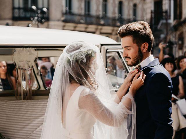 La boda de Vicente y Adriana en Pedrola, Zaragoza 37